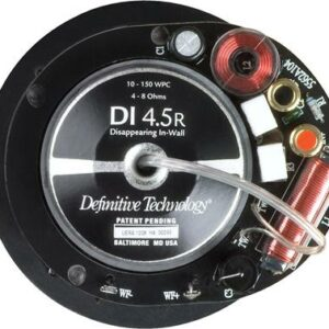 Definitive Technology DI4.5R 4.5″ 2-Way In-Ceiling Speaker