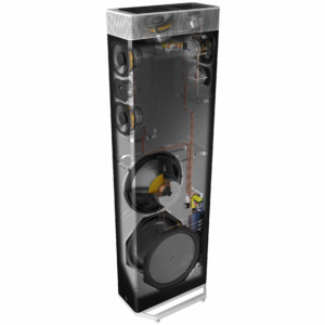 Definitive Technology BP9080x Bipolar Atmos Floorstanding Speaker w/ 12″ Powered Subwoofer