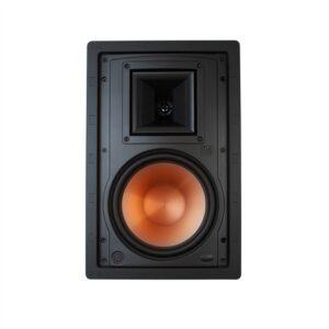 Klipsch R-3800-W II 8″ In-Wall Speaker