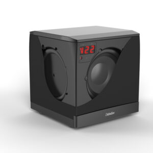 SuperCube 4000 8″ 1200-Watt High Performance Powered Subwoofer