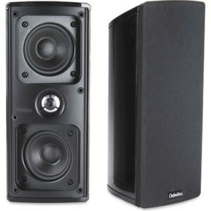 Definitive Technology Mythos Gem XL 4.5″ 2-Way On-Wall Speaker